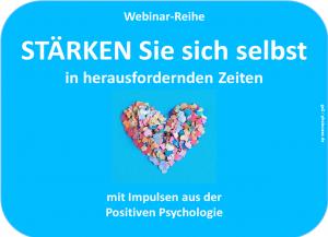 Stärken Sie sich selbst und gewinnen Sie Energie in einer Krise mit der Positiven Psychologie